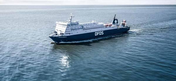 DFDS Patria Seaways