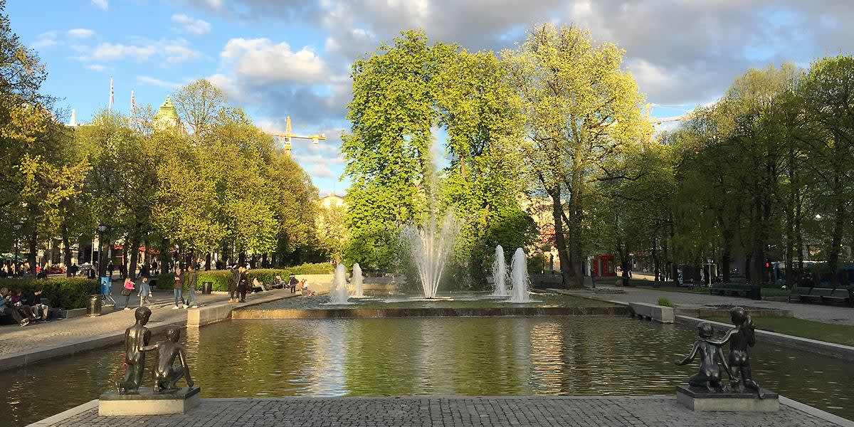 Spikersuppa i Oslo - Photo credit: Didrick Stenersen