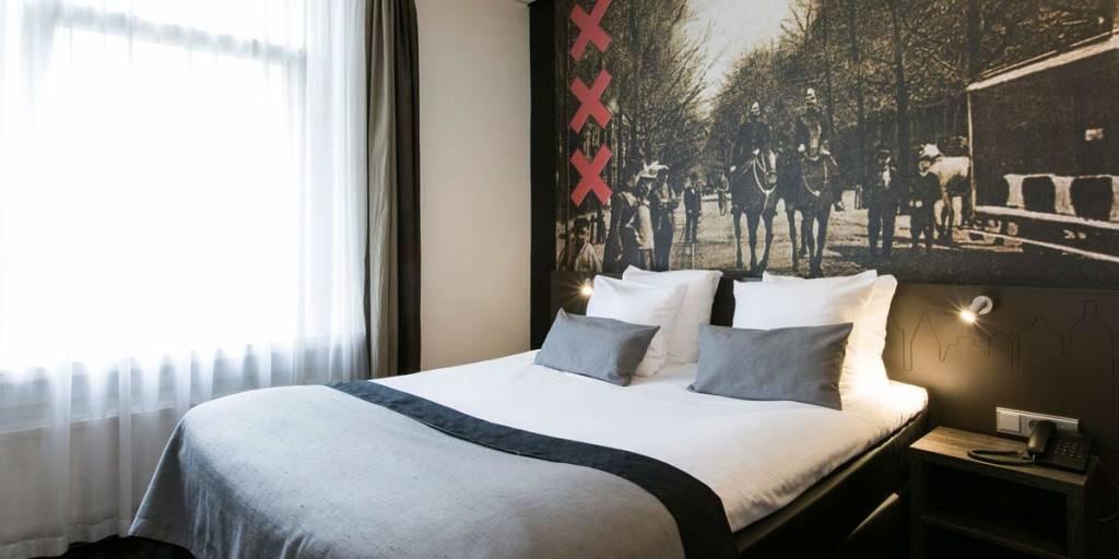 Lancaster Hotel Room Amsterdam