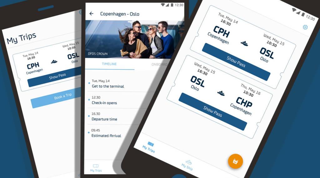 DFDS Passenger App