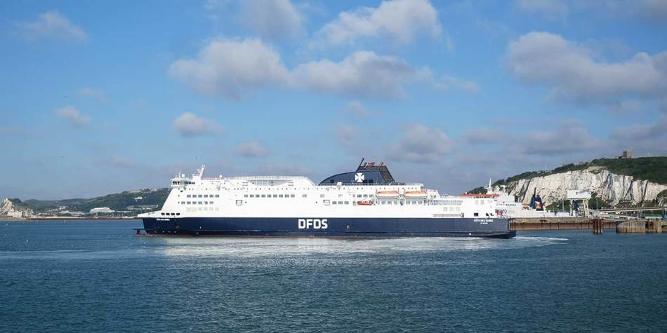 Take part to the London Marathon with DFDS