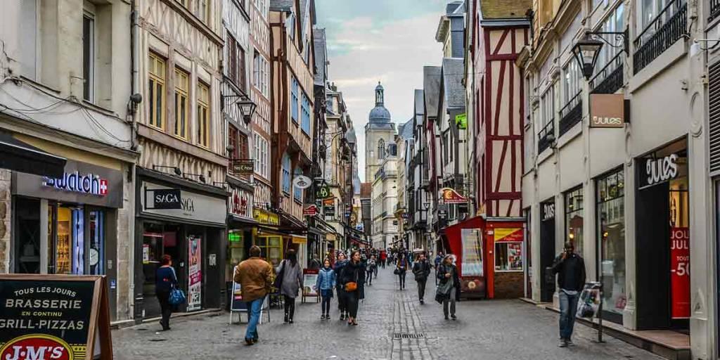 Calais - Shopping
