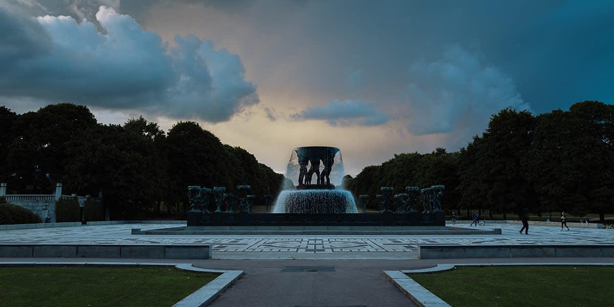 Vigelandsparken - Oslo