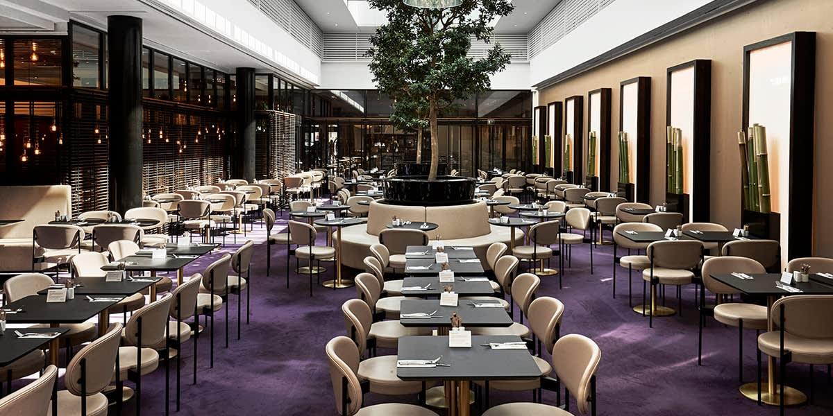 Imperial hotel i København - frokost restaurant