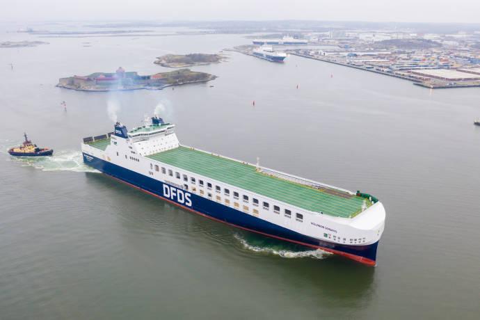 Hollandia Seaways
