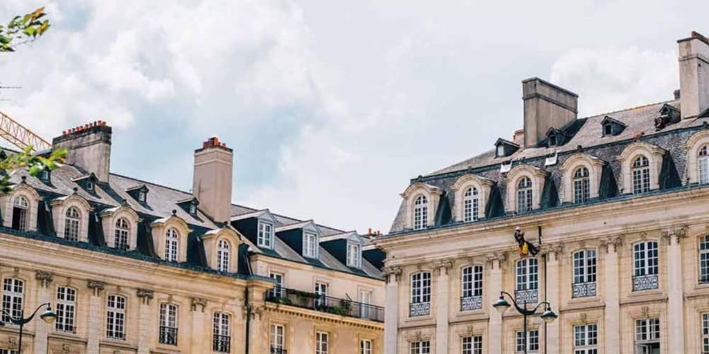 Buildings in France