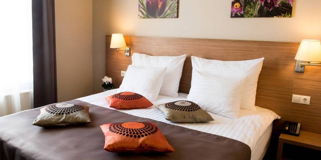 Sigulda Hotel Room