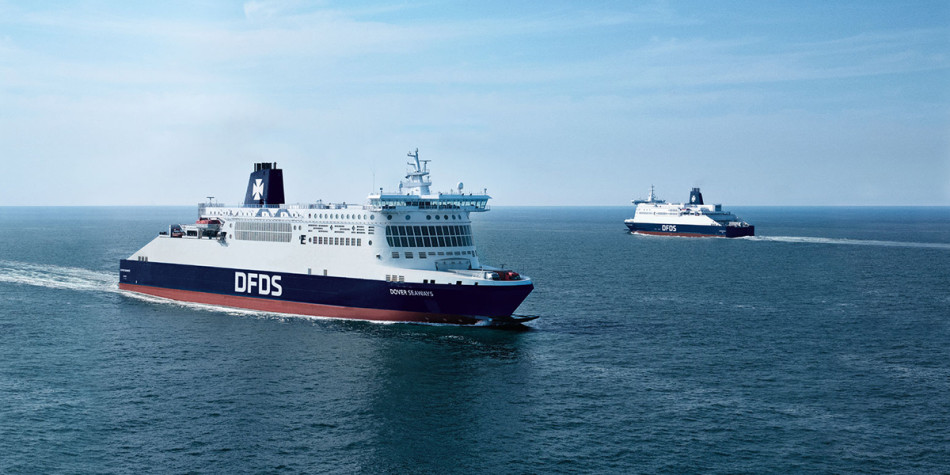 France - Dover DFDS