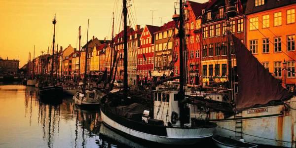 Nyhavn-atrakcja Danii