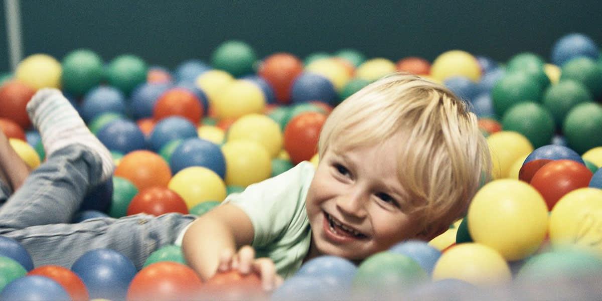 Kids Club facilities onboard Newcastle-Amsterdam