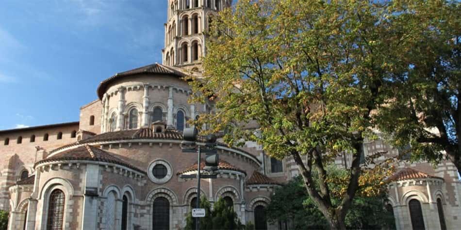 Toulouse - Basilica of Saint-Sernin