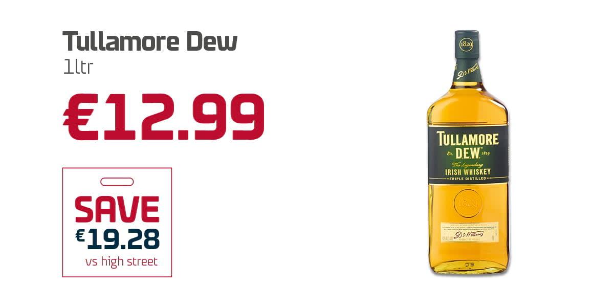 AN Duty Free Q3 - Tullamore Dew