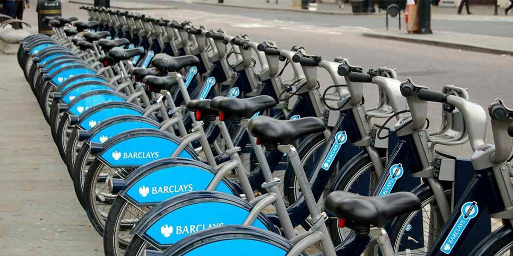 London by Bikes -H2