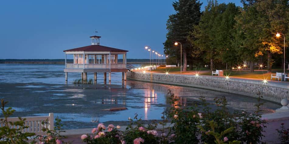 Haapsalu seaside resort