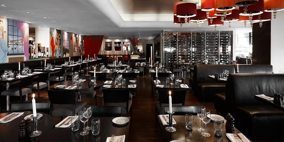 Imperial hotell i København - Appetito restaurant