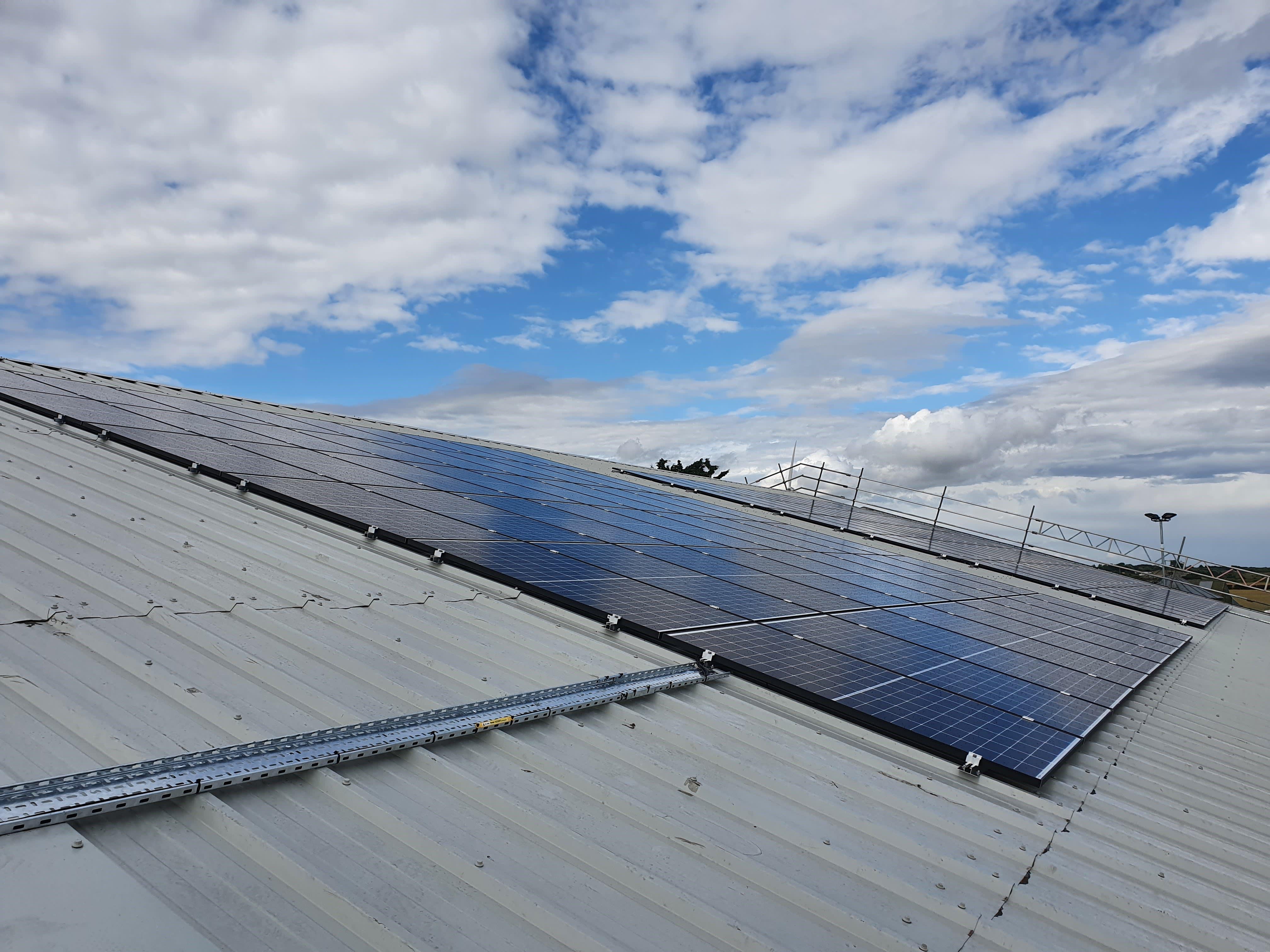 Solar Panel Peterborough