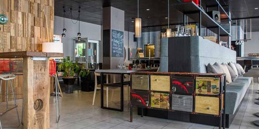 Comfort hotel Vesterbro - restaurant og bar