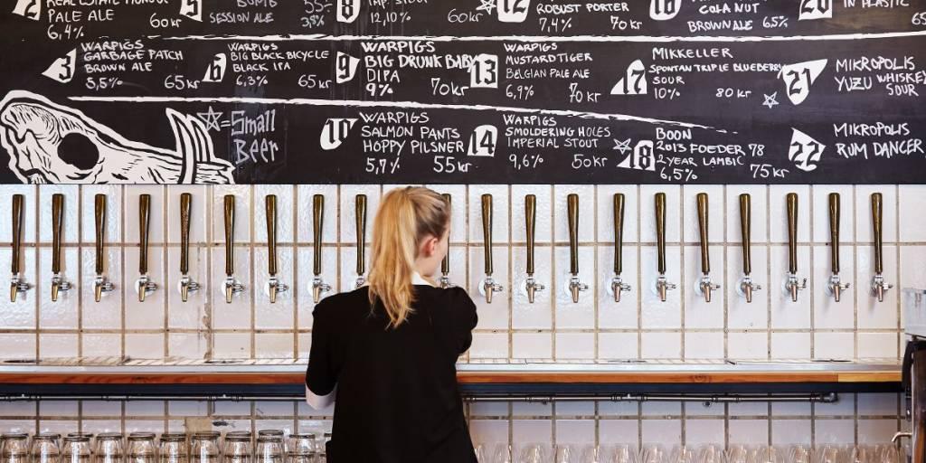 Restaurants Copenhagen, Warpigs - Photo Credit: Rasmus Malmstrom and Camilla Stephan