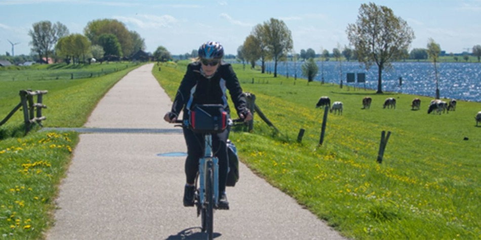 Cycling in Holland