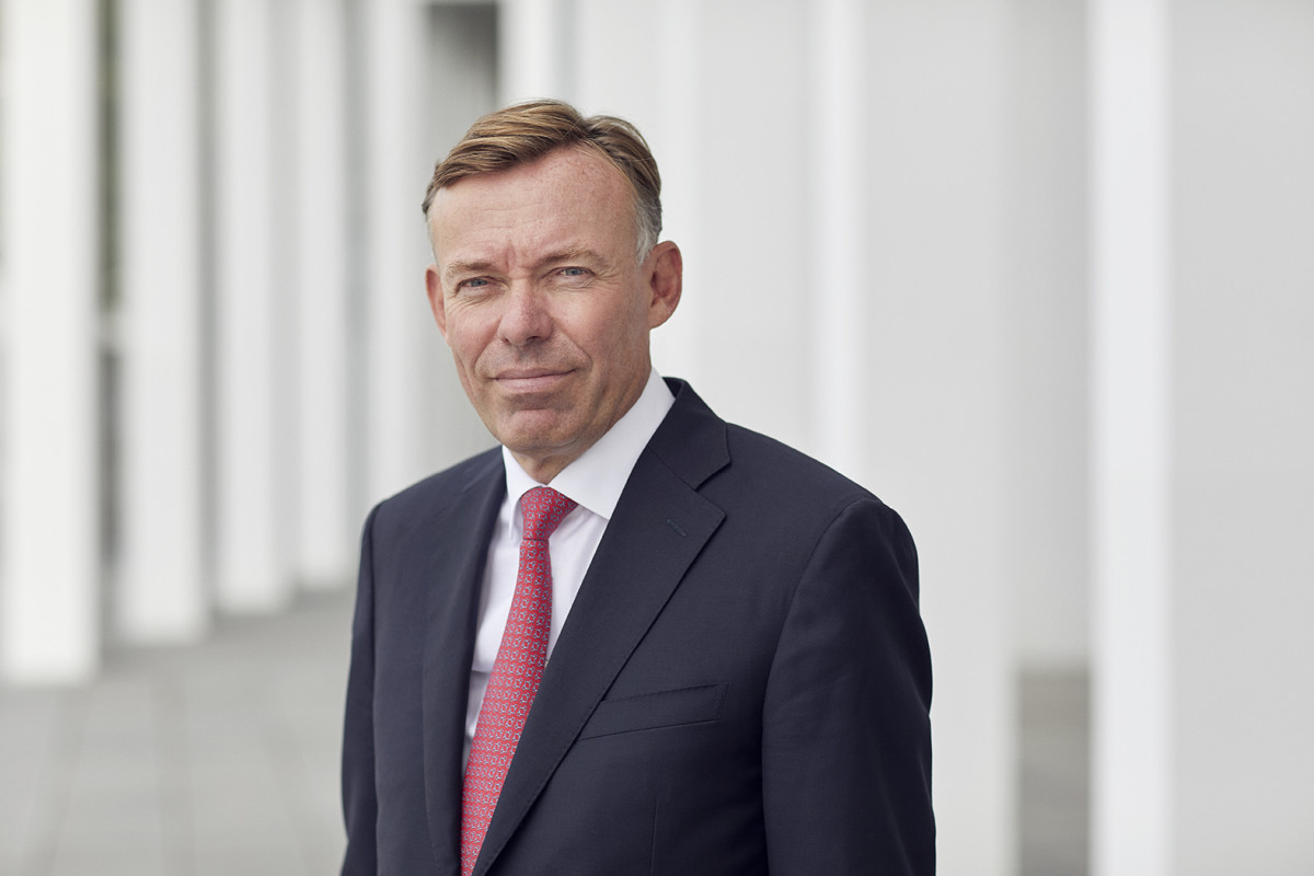 DFDS Deputy Chair Klaus Nyborg 2018