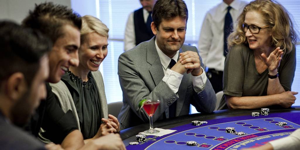 Casino ombord DFDS færge