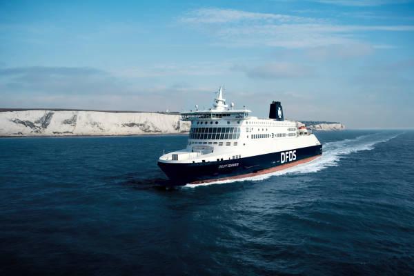 Færge til Dover
