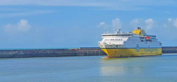 Ferry from Newhaven-Dieppe
