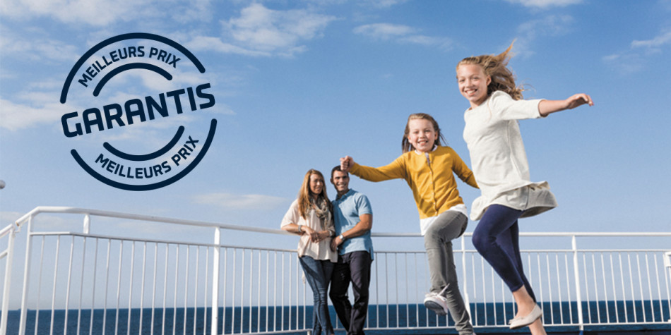 DFDS Price Promise