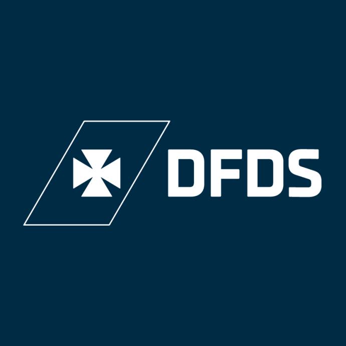 DFDS Logo Negativ Background 200x200px media libray