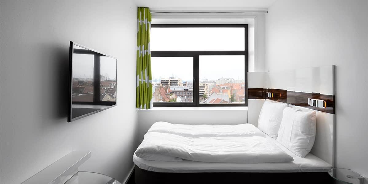 Wakeup Aarhus doubleroom