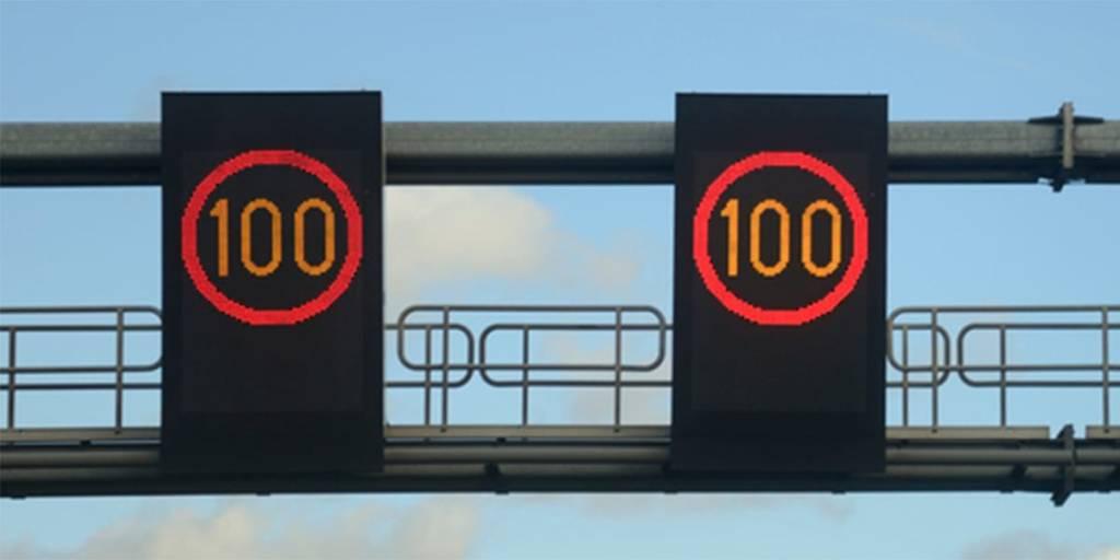 Driving in Belgium - speed limit