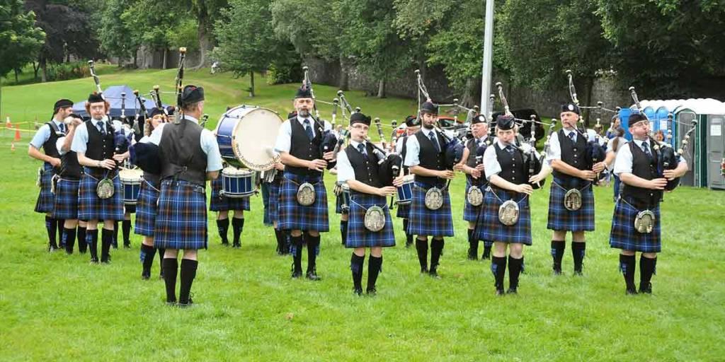 Scotland Castles and Culture H2