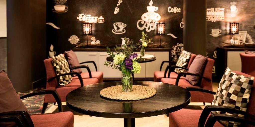 Eden Hotel Amsterdam Lounge