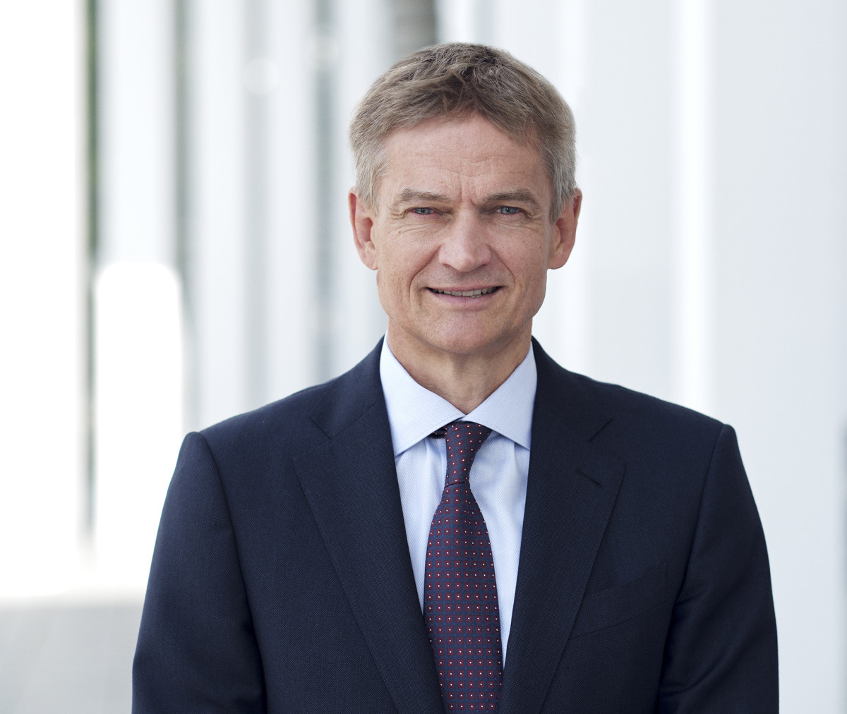 Torben Carlsen, President and CEO of DFDS