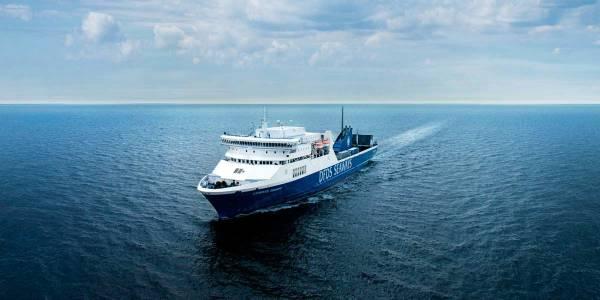Liverpool Seaways Ferry