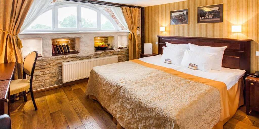 Von Stackelberg Hotel Room