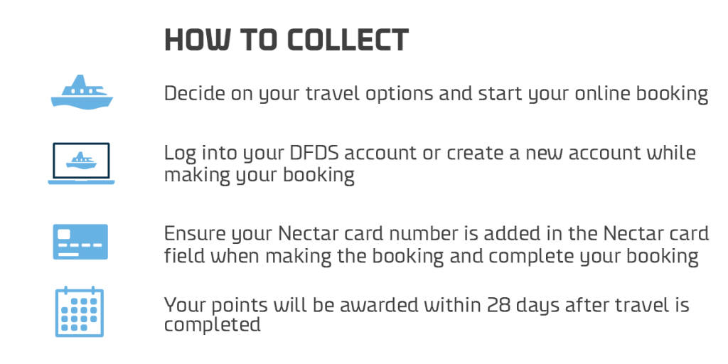 How to collect? Nectar