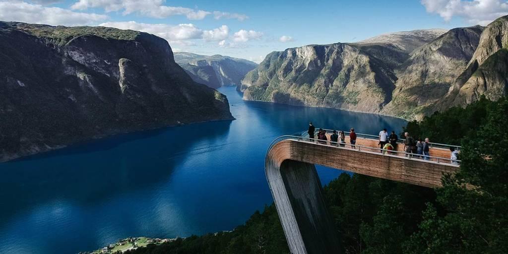 Norway, Stegastein