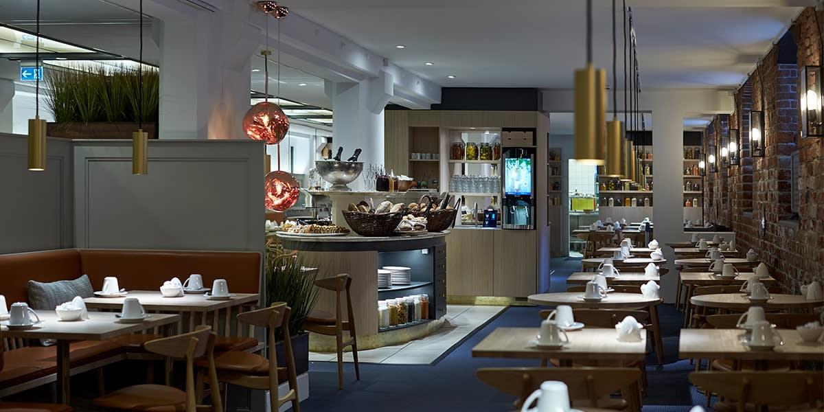 Copenhagen Strand hotel - Restaurant