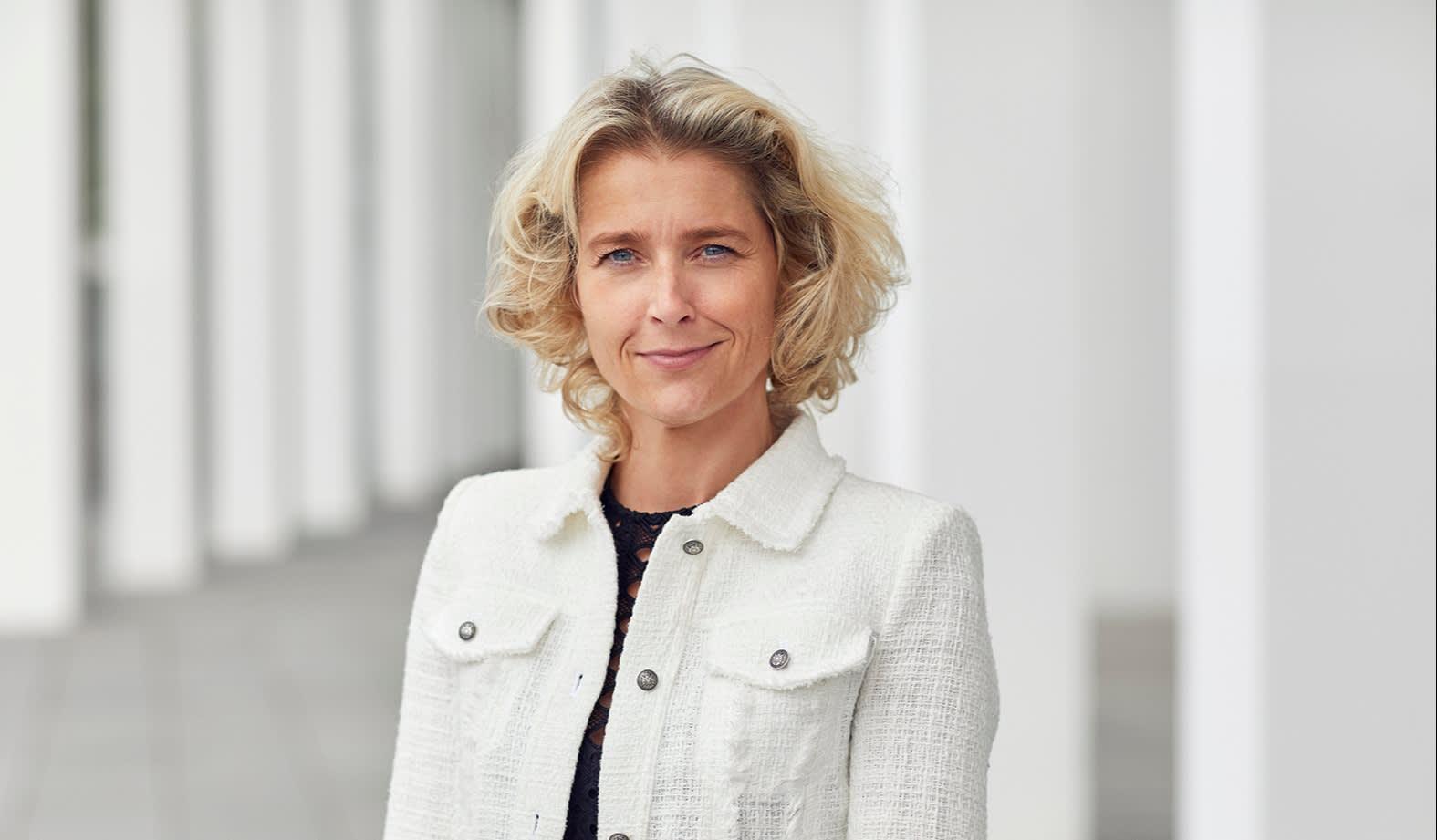 DFDS Board member Marianne Dahl 2018