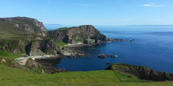 Islay Island in Scotland