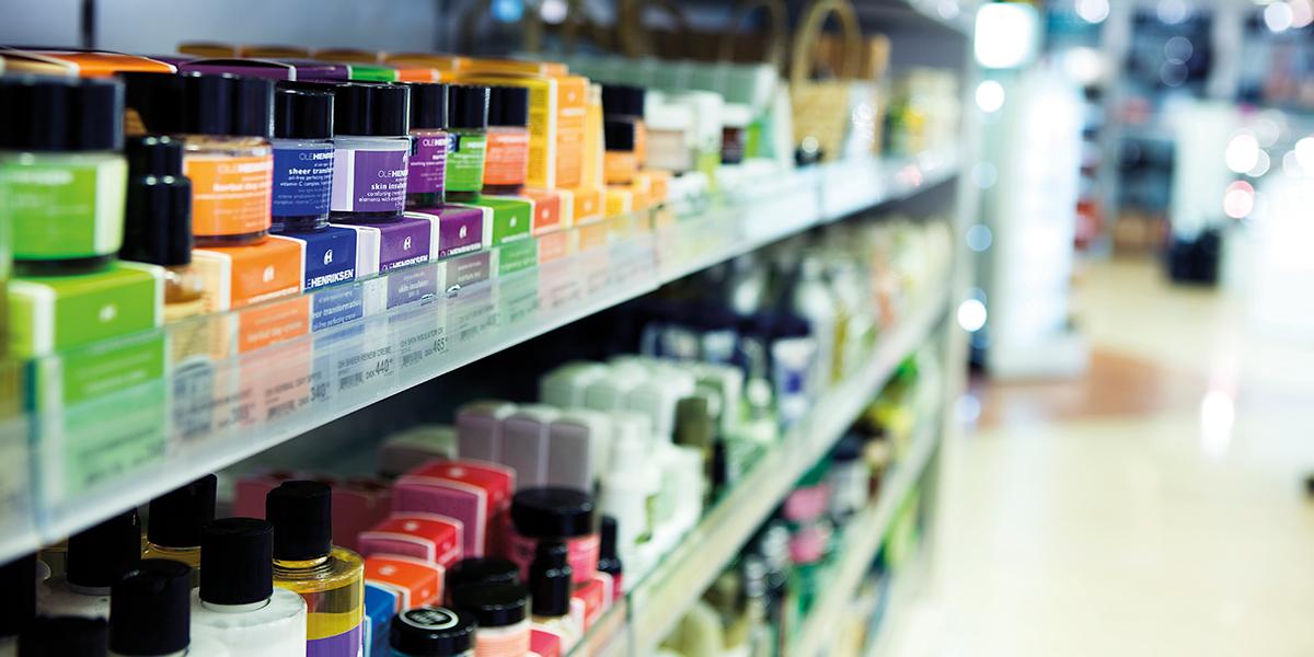 Shopping Parfyme og Kosmetikk | Oslo til København | DFDS