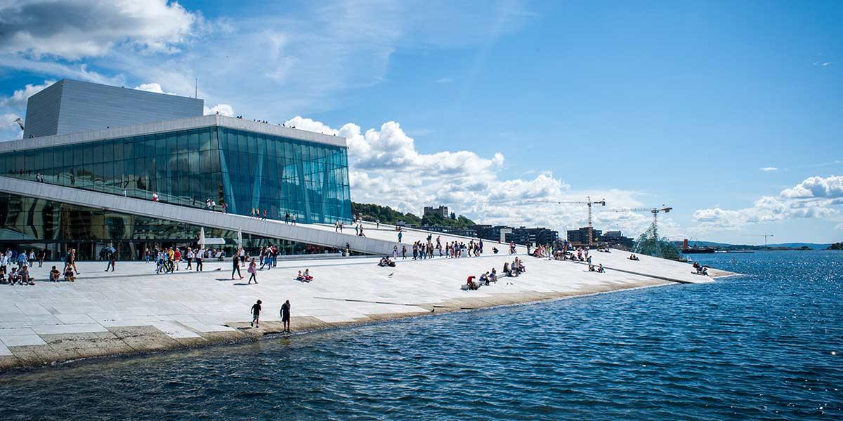 Opera huset i Oslo - Foto credit: Thomas_Johannessen