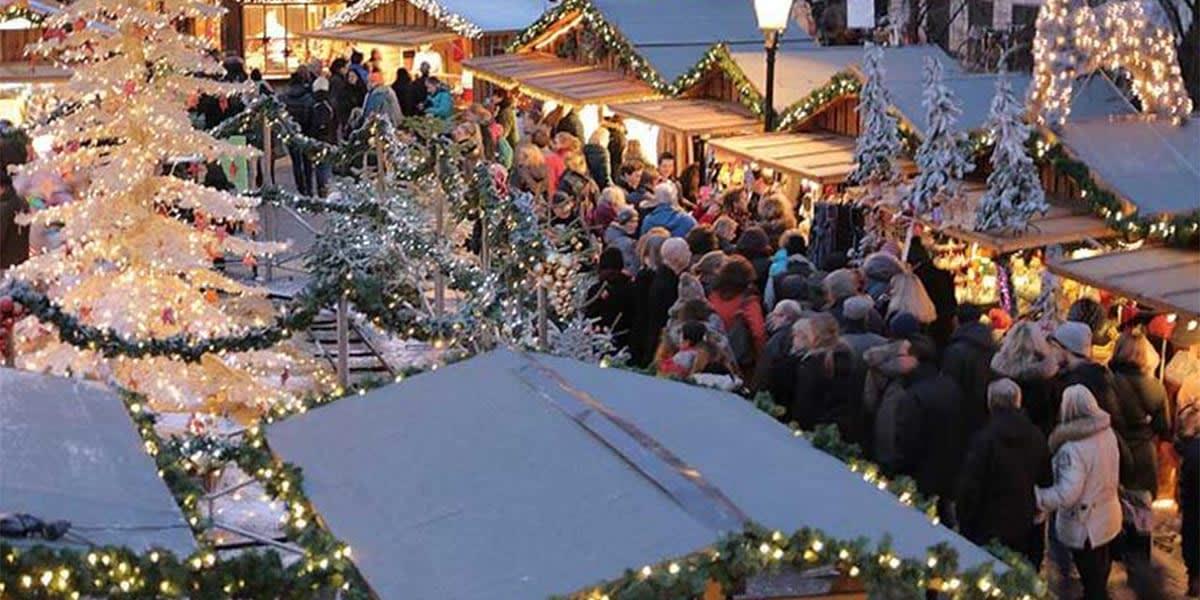 Copenhagen Christmas market - Kongens Nytorv
