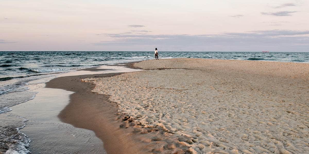 Nordjylland - Danmark - Grenen i Skagen - Visitdenmark PhotoCredit: Mette Johnsen