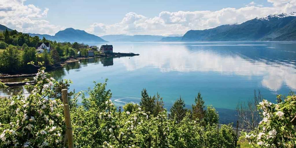 Hardanger in Norway