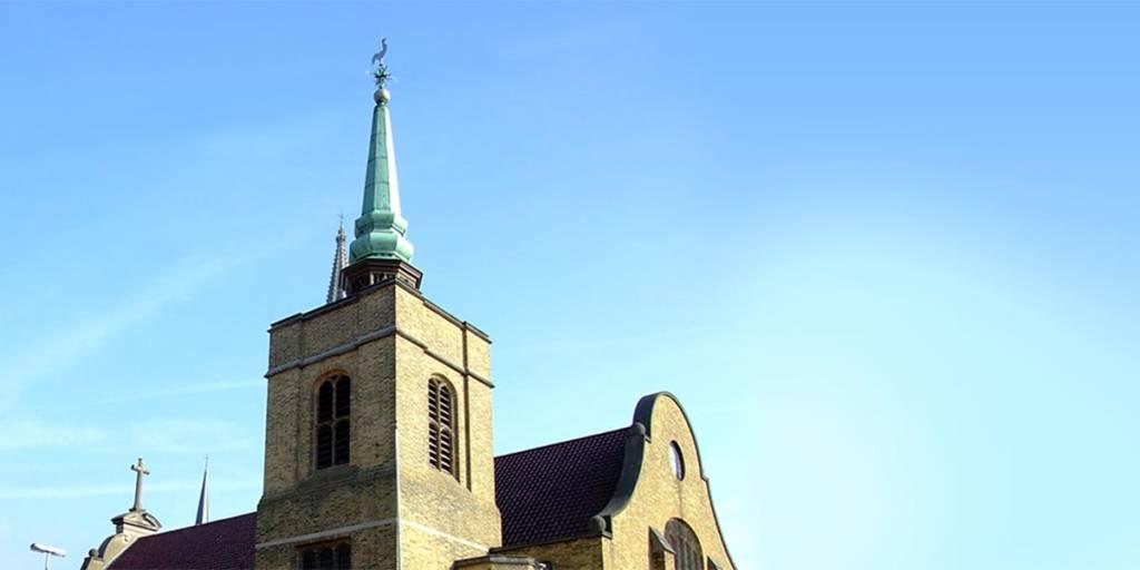 Flanders - st George's memorial church