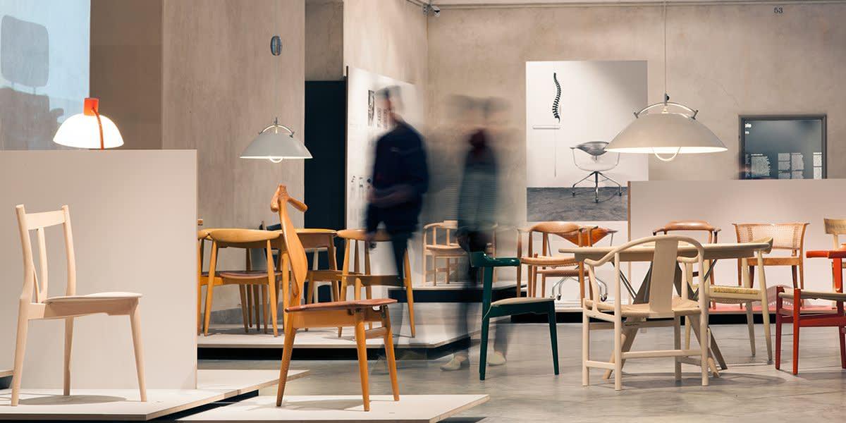 Visitdenmark - Copenhagen -  designmuseum photocredit Kim Wyon