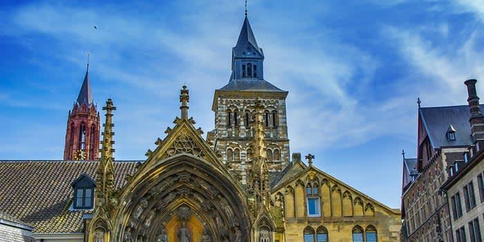 Maastricht, Holland - Basilica of st. servatius