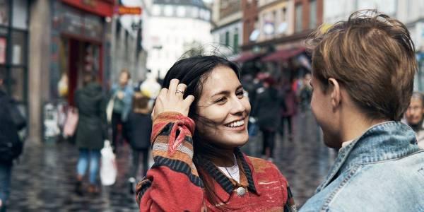 Par shopper i København